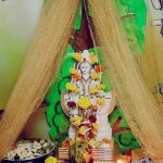 Saraswati Puja 2020 Celebration at B. D. Memorial Golf Gardens
