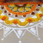 Saraswati Puja 2020 Celebration at B. D. Memorial Vijaygarh